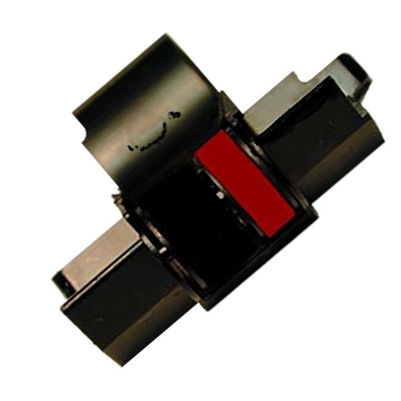 Farbrolle schwarz/rot- für Casio FR 2650 T- FR2650T-Gr.745 Farbbandfabrik Ori...