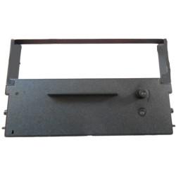 Farbband-(5.Stück) schwarz- für Sharp S 10- Farbbandkassette- Sharp S 10 schw...