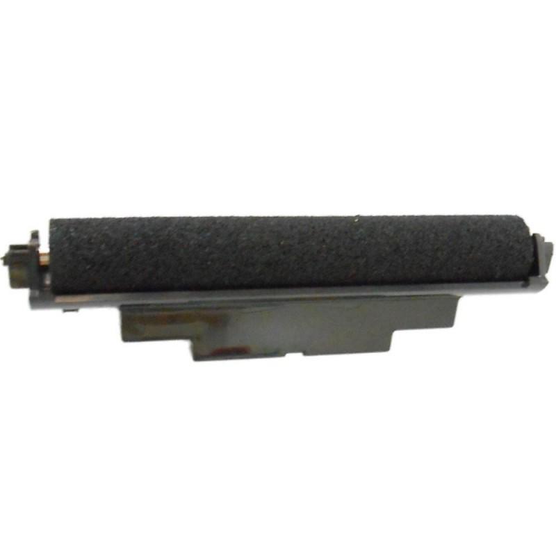 Farbrolle für- Casio JR 510 HT- Farbwalze schwarz -für JR510HT-Gr.720 Farbban...