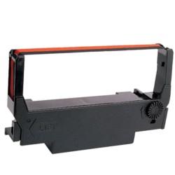 Farbband-schwarz/rot(1 Stück)-für KaTS P 640 I - Epson Erc 30/34 -Farbbandfab...