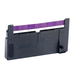 Farbband-violett- für Sharp ER 4100 -Farbbandfabrik Original