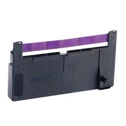 Farbband-Violett - für Sanyo ECR 6400 -Farbbandfabrik Original