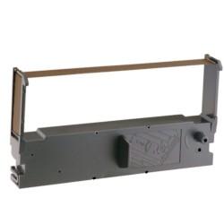 Farbband-schwarz- für Sharp ER A 505 A -EPSON ERC 32 -Farbbandfabrik Original