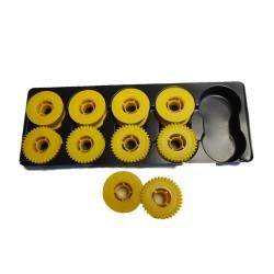 Korrekturband Lift-Off-5 Stück- für Olivetti ET 351- kompatibel 149-C- Farbba...