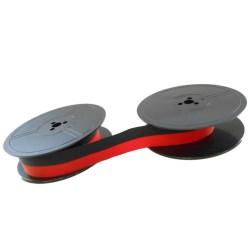 Farbband- schwarz/rot -für die Olympia Portable DE Luxe- Farbbandfabrik Original