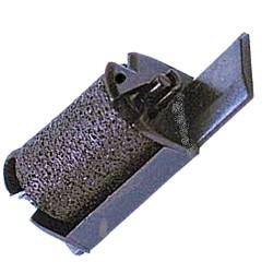 Farbrolle schwarz- für Hermes Precisa 4001 - Gr.744 Farbbandfabrik Original