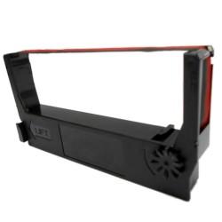 Farbband-schwarz/rot -für IBM 4661 - Epson ERC 23-Farbbandfabrik Original