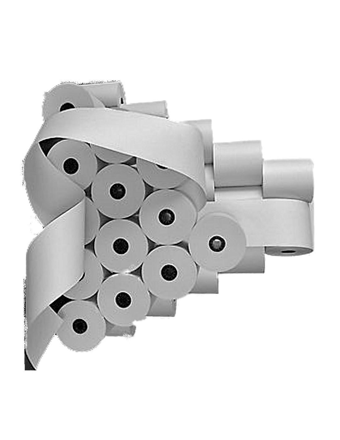 Thermo Kassenrollen 57//35//12 /Ø 55mm Bisphenol-A frei 50 Thermorollen f/ür Zyxel SP 350E BPA zertifizierte HKR-Welt/® Bonrollen aus Thermopapier