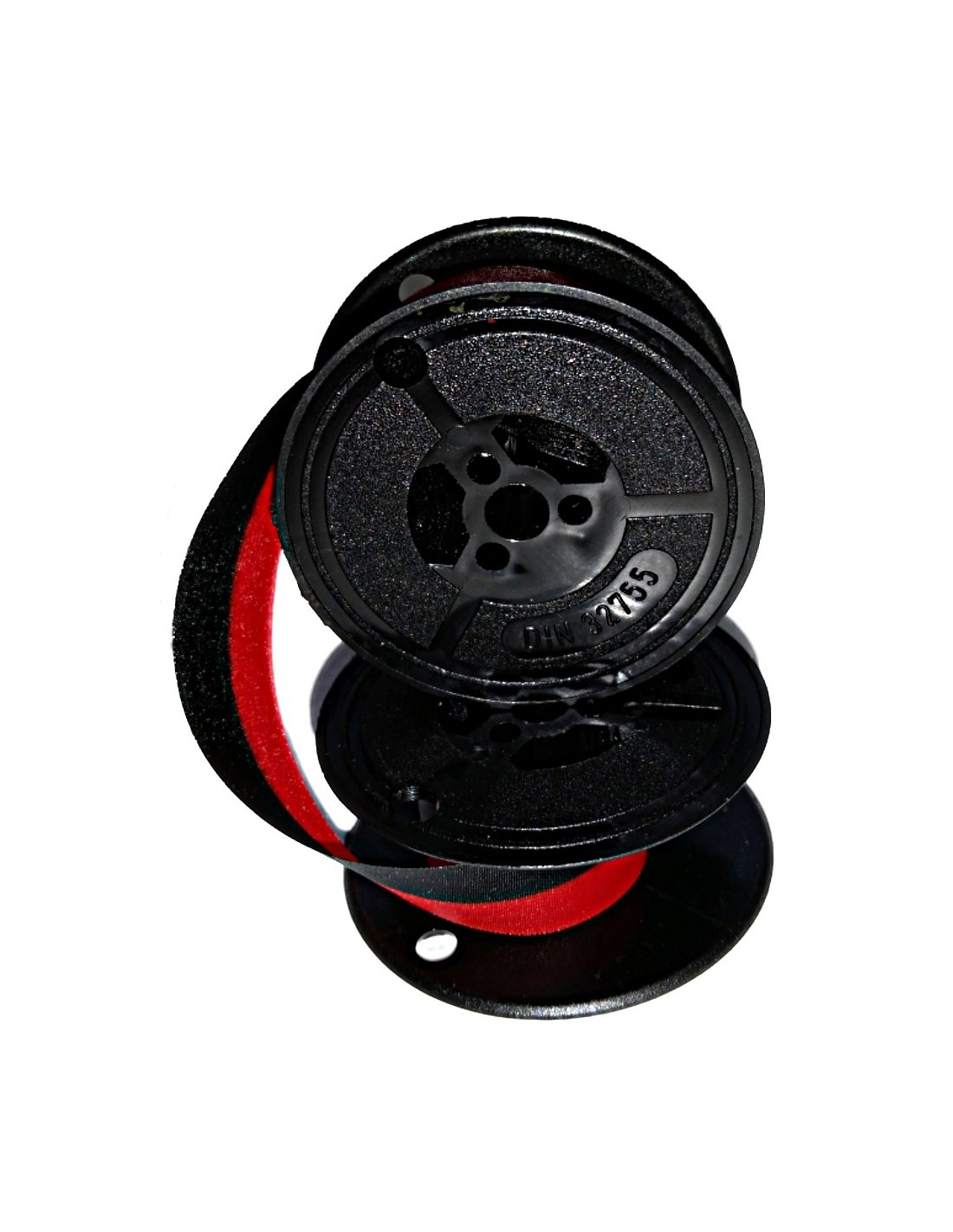 farbband doppelspule f r olympia am 120 40mm durchmesser schwarz rot. Black Bedroom Furniture Sets. Home Design Ideas