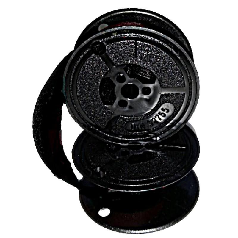 Farbband/Doppelspule für Anadex 700 Series- 40mm Durchmesser - schwarz- Gr.32-Farbbandfabrik Original