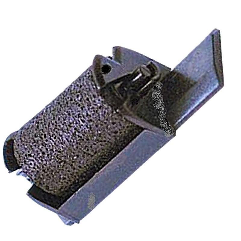 Farbrolle schwarz- für Casio HR 100 ER- Gr.744 Farbbandfabrik Original