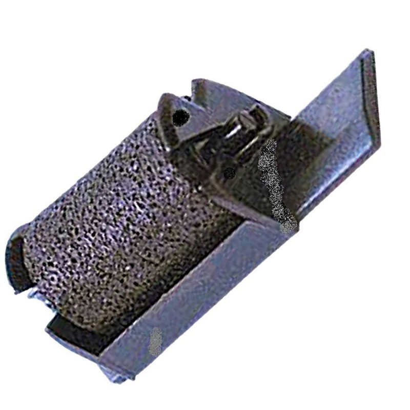 Farbrolle schwarz -für Sanyo ECR 290-4 - Gr.744 Farbbandfabrik Original